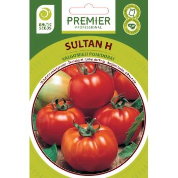 Valgomieji pomidorai Sultan F1 (H) 35s