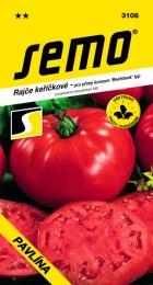 Valgomieji pomidorai Pavlina 1g (apie 350s)