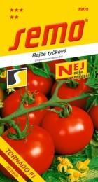 Valgomieji pomidorai Tornado F1(H) 50s