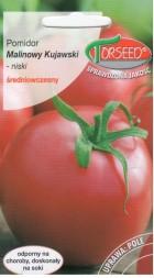 Valgomieji pomidorai Malinowy Kujawski 0,2g (apie 70s)