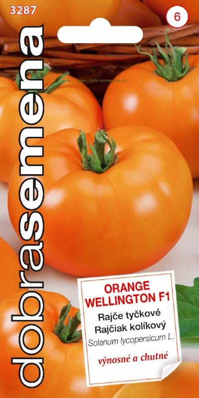 Valgomieji pomidorai Orange Wellington 10s