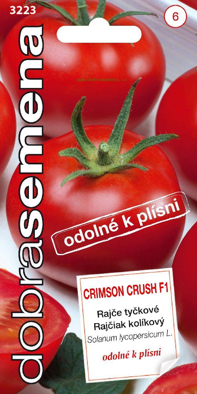 Valgomieji pomidorai Crimso Crush F1(H) 10s