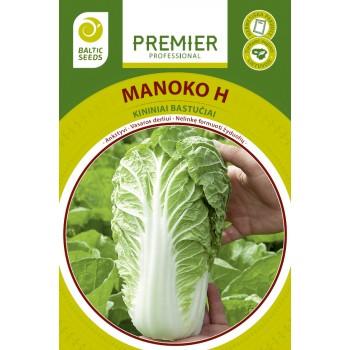 Pekiniai kopūstai MANOKO H, 30 sėklų