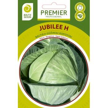 Baltagūžiai kopūstai JUBILEE H, 45 sėklos