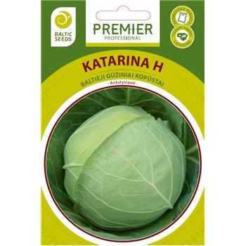Baltagūžiai kopūstai KATARINA H, 30 sėklų