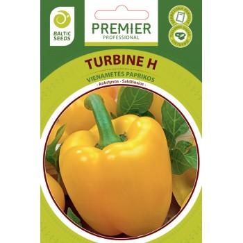 Saldžiosios paprikos TURBINE H, 15 sėklų