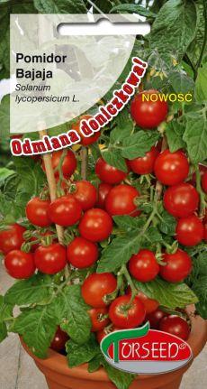 Valgomieji pomidorai Bajaja 0,1g (apie 35s)