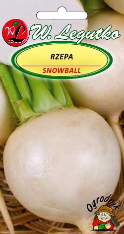 Ropės Snow Ball ( Brassica rapa var. rapa) Sėklų 5g