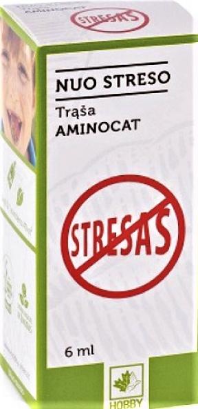 Antistresantas Aminocat 30ml