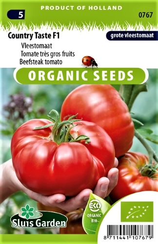 Valgomieji pomidorai Country Taste F1(H) 10s
