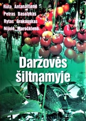 """Knygelė """"Daržovės šiltnamyje"""", 183 psl."""