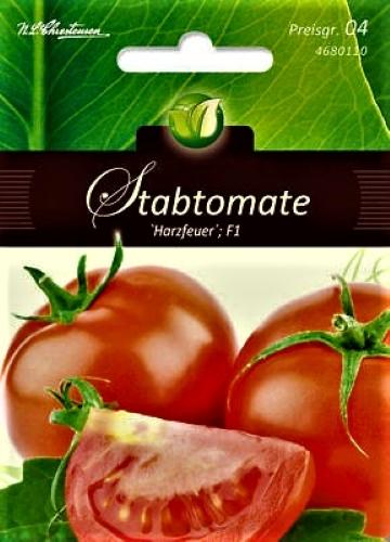 Valgomieji pomidorai Harzfeuer F1 (Lycopersicon esculentum) 35s