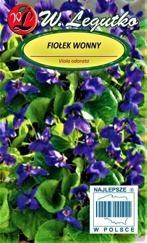 Kvapiosios našlaitės (Viola odarata) Sėklų 0.3g