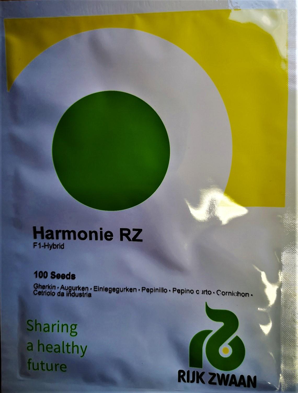 Paprastieji trumpavaisiai agurkai Harmonie F1(H) 100s