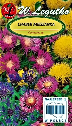 Bajorės (mišinys) (lot. Centaurea sp.) Sėklų 0,5g